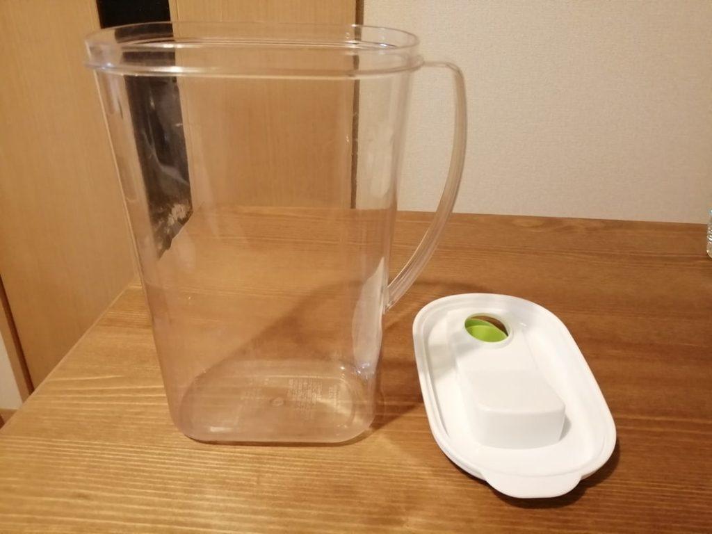 ウーロン茶容器